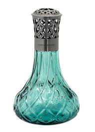 Lampe Berger Scented Oil by Lampe Berger Pampille Green 4476 Lampe Berger