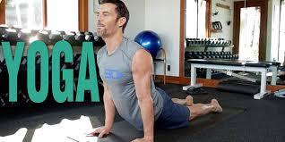 Tony Horton s Daily Yoga Routine