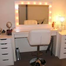 Diy Vanity Desk With Lights by Best 25 Vanity Lights Ikea Ideas On Pinterest Vanity Table With