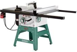 Grizzly 1023 Cabinet Saw by Grizzly Table Saw Reviews Features And Specs