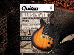 100 Derek Trucks Gear The March 2019 Issue Of Guitar Magazine Is Out Now Guitarcom