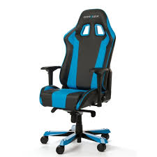 dxracer king series gaming chair black blue k06 nb ocuk