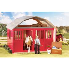 Breyer Classics 3-Horse Stable Play Set - Walmart.com Amazoncom Breyer Traditional Wood Horse Stable Toy Model Toys Wooden Barn Fits Horses And Crazy Games Classics Feed Charts Cws Stables Studio Myfroggystuff Diy How To Make Doll Tack My Popsicle Stick Youtube The Legendary Spielzeug Museum Of Davos Wonderful French Make Sleich Stall Dividers For A Box Collections At Horsetackcocom