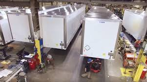 100 Stoughton Trucking September Trailer Orders Shatter Record ACT Research Reports