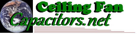 Hunter Ceiling Fan Capacitor Replacement by Ceiling Fan Capacitors We Retail Replacement Capacitors For All