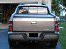 Honda Ridgeline Bed Extender by Taillight Trim Painted And Installed Honda Ridgeline Owners Club