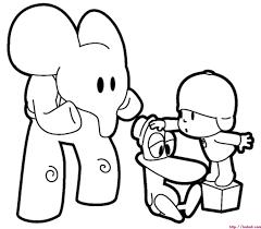 DibujosparapintarPOCOYOpocoyo98 BUBALI