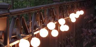 outdoor rope lights globe shade string lights outdoorlightingss