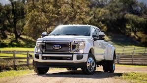 100 Truck Ford 2020 Super Duty Trucks