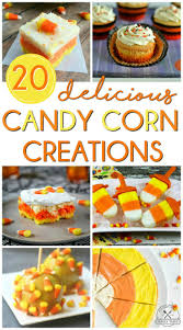 Rice Krispie Halloween Treats Candy Corn by 20 Halloween Candy Corn Recipes Welcome To The Family Table