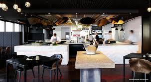 Open Kitchen 33rd Street Restaurant Open Kitchen Floor Plans