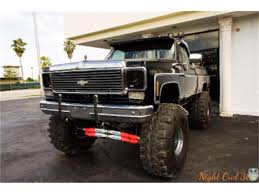 100 Real Monster Truck For Sale 1976 CHEVY MONSTER TRUCK For ClassicCarscom CC1030632