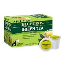 KeurigR K CupR Pack 12 Count BigelowR Green Tea