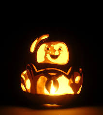 Michael Myers Pumpkin Designs by 30th Anniversary Ghostbusters Stay Puft Marshmallow Man