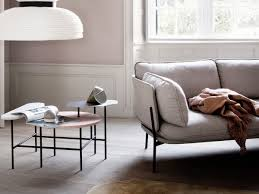 Eames Sofa Compact Uk by Buy The U0026tradition Cloud Two Seater Sofa Ln2 At Nest Co Uk