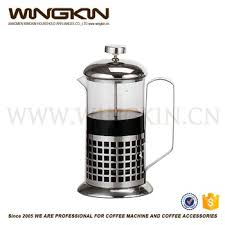 New Arrival Durable Stainless Steel French Press Coffee Parts