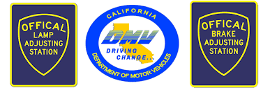 Brake And Lamp Inspection Fresno Ca by Dmv Certified Brake And Light Inspections San Francisco