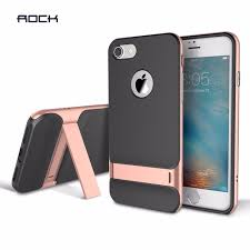 Original ROCK Royce for Apple iPhone 7 7 Plus Cover Case Stand
