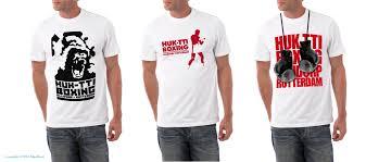 huk tti boxing t shirt design blueboost