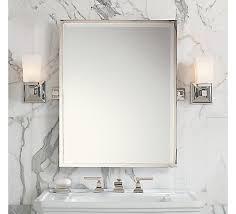 sensational idea pivot bathroom mirror rectangular traditional