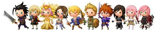 Final Fantasy Theatrhythm Curtain Call Best Characters by Best 25 Final Fantasy Theatrhythm Ideas On Pinterest Final