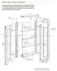 Apothecary Chest Plans Free by 23 Model Woodworking Plans Spice Cabinet Egorlin Com