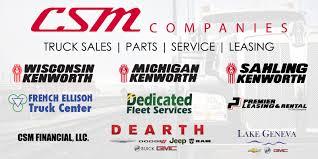 100 Truck Rental Michigan CSM Companies Inc LinkedIn