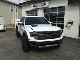 100 Truck Bra Ford Raptor Truck Clear Bra Paint Protection Film