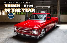 1968 Chevrolet C/10 - Truck Of The Year [Late] Finalist (2015 ...