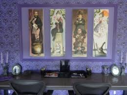 Nightmare Before Christmas Themed Room by Dream Room A Disney Haunted Mansion Bedroom Geeky Home Goods
