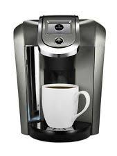 Item 7 Keurig K500 Coffee Maker Single Serve 20 Brewing System