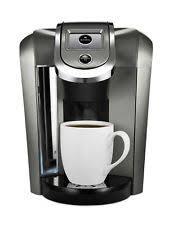 Item 7 Keurig K500 Coffee Maker Single Serve 20 Brewing System