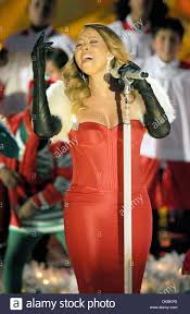 Rockefeller Plaza Christmas Tree Location by New York Ny Usa 3rd Dec 2013 Mariah Carey On Location For