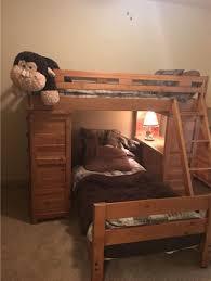 Bunk Beds Canyon Furniture pany Twin Loft End Canyon