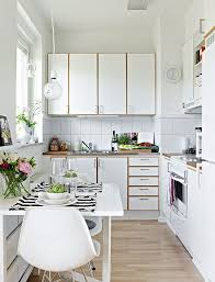 Endearing Kitchen Design For Small Apartment Fine Decorating Ideas Cute Apartments