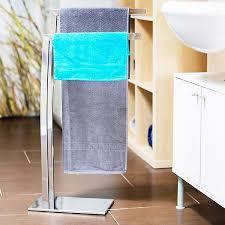 2 tlg badezimmer set wimedo toilettenpapierhalter wc garnitur handtuchhalter silber relaxdays