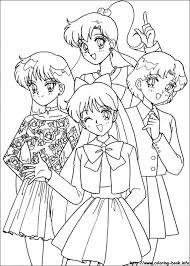 Sailor Moon Archives O Mature Colors