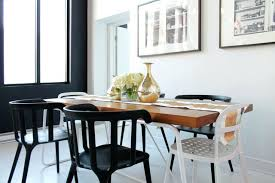 Dining Room Furniture Montreal Black White And Gold Brighten A Fun Contemporary Loft