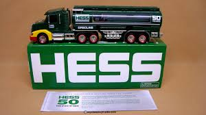 100 Hess Toy Truck Values 2014 Collectors Limited Edition 1 TRUCK LIMIT