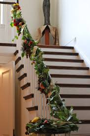 Garland For Railing | Roots To Blooms Home Depot Bannister How To Hang Garland On Your Banister Summer Christmas Deck The Halls With Beautiful West Cobb Magazine 12 Creative Decorating Ideas Banisters Bank Account Season Decorate For Stunning The Staircase 45 Of Creating Custom Youtube For Cbid Home Decor And Design Christmas Garlands Diy Village Singular Photos Baby Nursery Inspiring Stockings Were Hung Part Adams