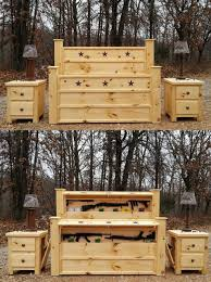 Diy Hidden Gun Cabinet Plans by Bedroom Furniture With Hidden Compartments Impressive Build A Tv