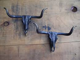 Decorated Cow Skulls Pinterest by Metal Longhorn Skull Drawer Pulls Cabinet Handles Coat Hooks