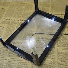 Lighted Full Page Magnifier Lamp by Full Page Magnifier Lamp Lamp Ideas