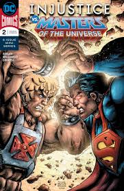 Injustice Vs The Masters Of Universe 2 6 2018