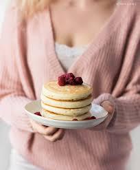 pancakes ein rezept für fluffige american pancakes duni
