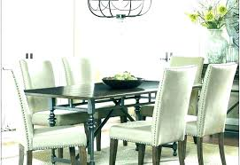 Swivel Dining Chairs With Casters Room Chair Rolling Roo