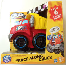 99 Chuck The Talking Truck Race Along Toy Plays 6 Interactive Racing