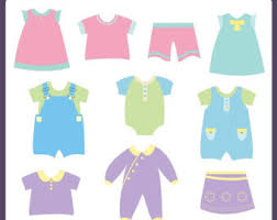Pink Dress Clipart Kids Clothing 4