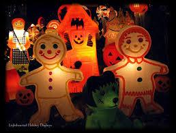 Vintage Halloween Blow Molds Craigslist by Turning Random Christmas Blowmolds Into Whimsical Halloween