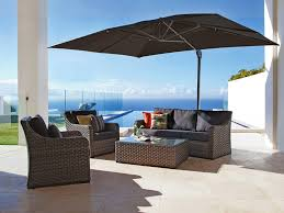 Patio Set Umbrella Walmart by Patio 29 Red Patio Umbrellas Walmart With Area Rug And Chaise
